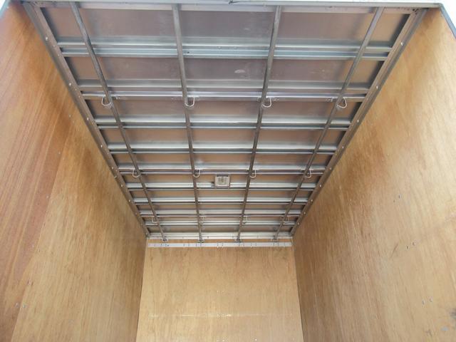 アルミバン 全低床 積載1.5トン 元クリーニング屋さん仕様(18枚目)