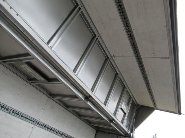 アルミウイング ワイド幅 ロング 高床 積載3トン(18枚目)