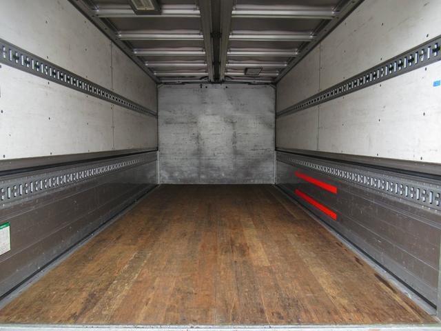 アルミウイング ワイド幅 ロング 高床 積載3トン(20枚目)