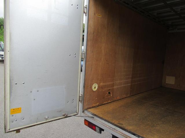 元クリーニング屋さん仕様 アルミバン 積載1.5トン(17枚目)