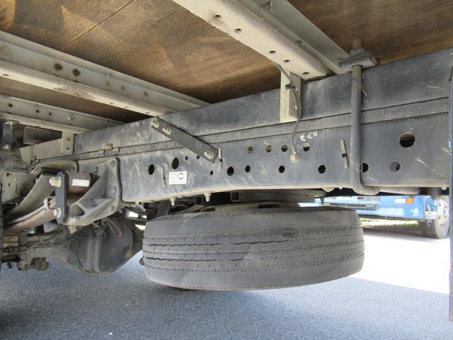 アルミバン 標準幅ロング 全低床 積載2トン(15枚目)
