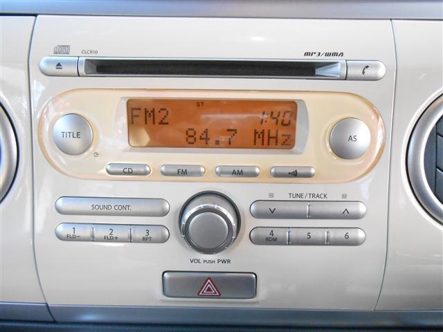スズキ アルトラパン X純正CDオーディオ14AWスマートキー1オーナー