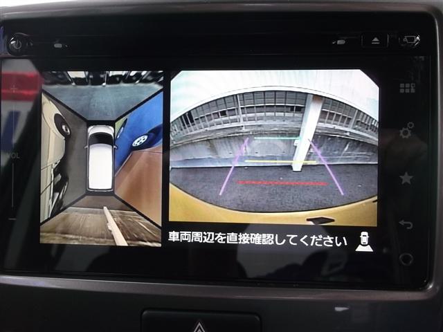 メモリナビ全方位カメラDVD再生フルセグTV両側スライド(6枚目)