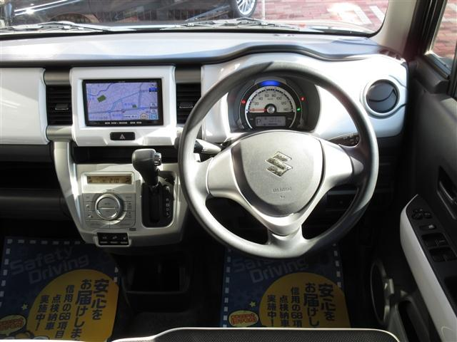 Gターボ ワンオーナー4WD アイドリングストップ 衝突被害軽減システム メモリーナビバックカメラ シートヒーター(5枚目)