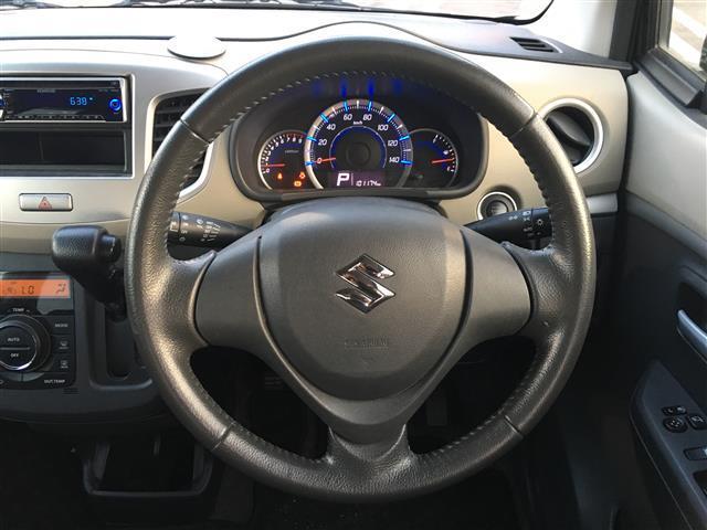 スズキ ワゴンR FX-LTD プッシュスタート アイドリングストップ