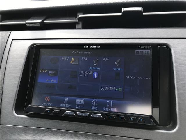 S 社外HDDナビ フルセグTV 後席モニター バックカメラ(5枚目)