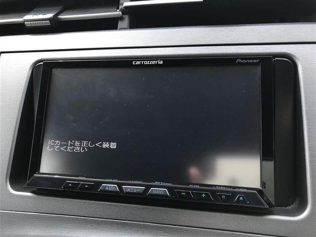S 社外HDDナビ フルセグTV 後席モニター バックカメラ(6枚目)
