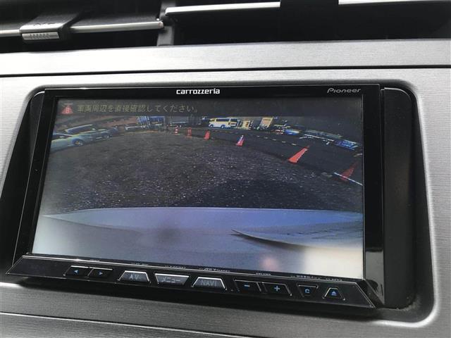 S 社外HDDナビ フルセグTV 後席モニター バックカメラ(8枚目)