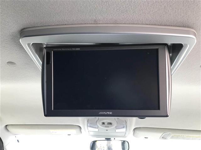 S 社外HDDナビ フルセグTV 後席モニター バックカメラ(9枚目)