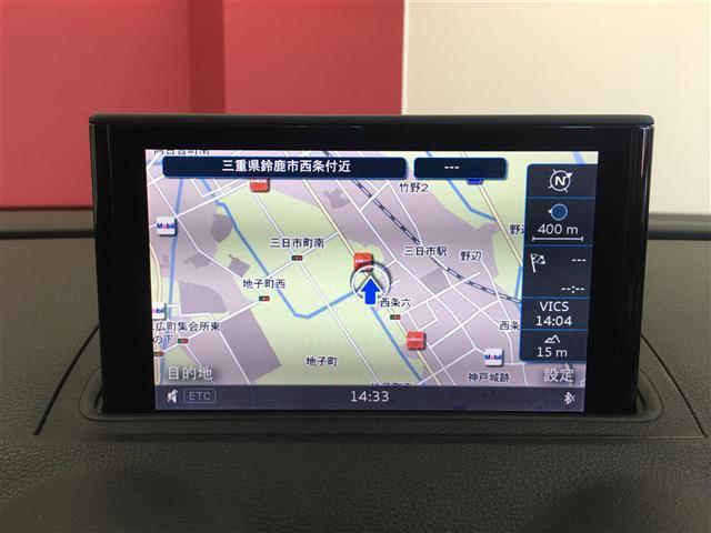 セダン 1.4 TFSI/HDDナビ/フルセグTV/ドラレコ(6枚目)
