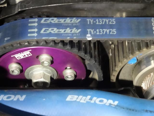 ツアラーV 純正5速 サンルーフ HKS TO4Zフルタービン HKSフルタップ車高調 トラストオイルクーラー ブリッツインタークーラー EVC 強化クラッチ LSD(80枚目)