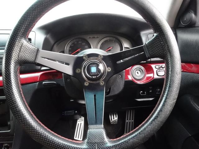 グランデiR-V 純正5速 TOMEIPOWEREDタービンキット APEXパワーFC 車高調 強化クラッチ HPIラジエター インタークーラー オイルクーラー TRDスタビライザー GPSPORTSマフラー(20枚目)