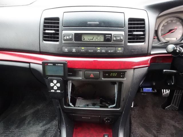 グランデiR-V 純正5速 TOMEIPOWEREDタービンキット APEXパワーFC 車高調 強化クラッチ HPIラジエター インタークーラー オイルクーラー TRDスタビライザー GPSPORTSマフラー(21枚目)