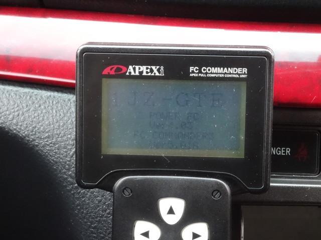 グランデiR-V 純正5速 TOMEIPOWEREDタービンキット APEXパワーFC 車高調 強化クラッチ HPIラジエター インタークーラー オイルクーラー TRDスタビライザー GPSPORTSマフラー(23枚目)