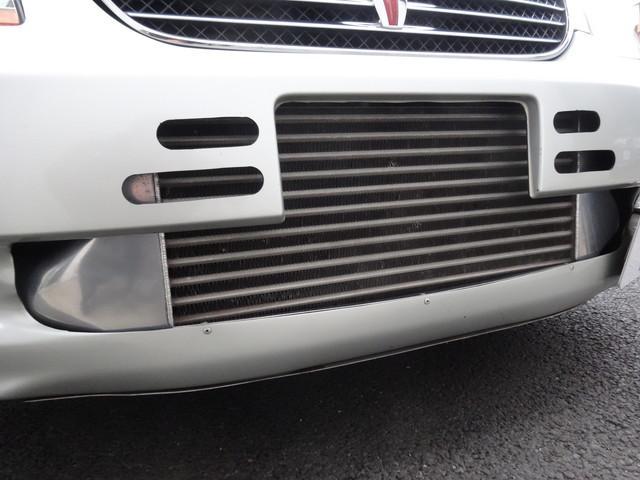 グランデiR-V 純正5速 TOMEIPOWEREDタービンキット APEXパワーFC 車高調 強化クラッチ HPIラジエター インタークーラー オイルクーラー TRDスタビライザー GPSPORTSマフラー(73枚目)