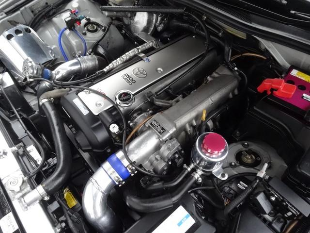 グランデiR-V 純正5速 TOMEIPOWEREDタービンキット APEXパワーFC 車高調 強化クラッチ HPIラジエター インタークーラー オイルクーラー TRDスタビライザー GPSPORTSマフラー(78枚目)