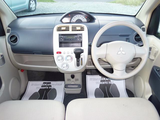 三菱 eKワゴン GS パワースライドドア ベンチシート CD