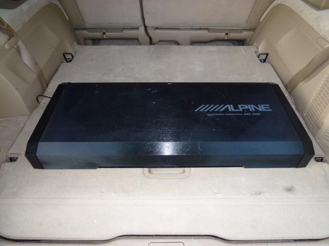ホンダ オデッセイ M 車高調 19インチ ヘッドレスモニター ウファー 全塗装