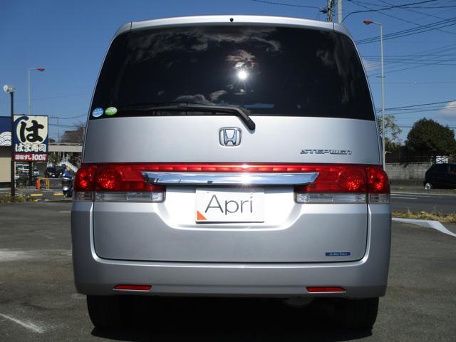 ホンダ ステップワゴン G Lパッケージ 左側オートスライドドア HDDナビ ETC