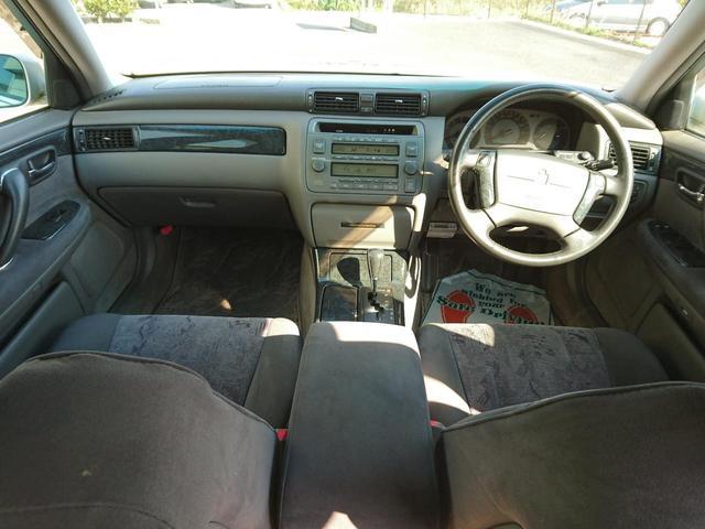 トヨタ クラウン アスリートV BBS-LM18inAW RUSH車高調
