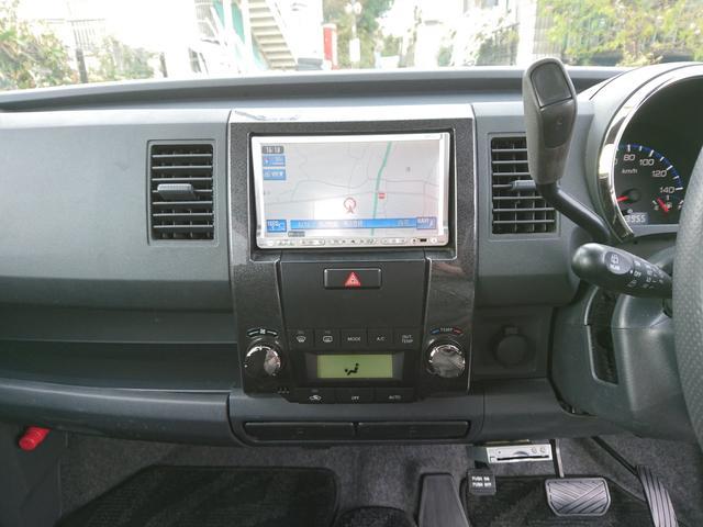 スズキ ワゴンR スティングレーT ナビTV ユーザー買取車