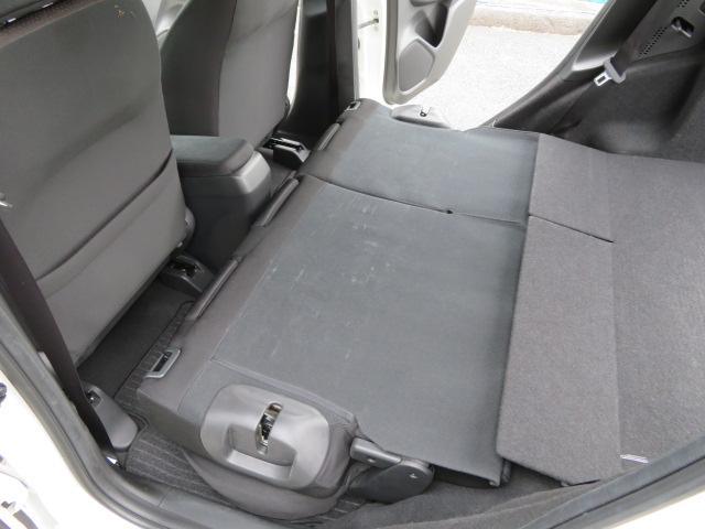 Fパッケージ 後期モデル あんしんパッケージ SDナビ ETC 衝突軽減ブレーキ プッシュスタート スマートキー 記録簿(38枚目)