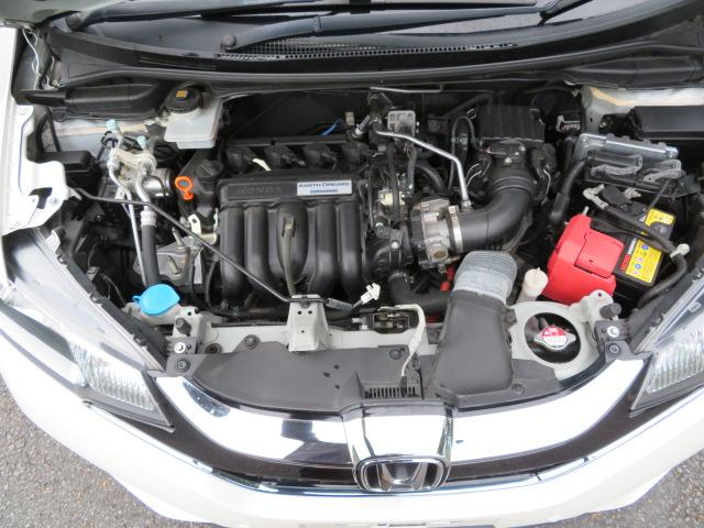 Fパッケージ 後期モデル あんしんパッケージ SDナビ ETC 衝突軽減ブレーキ プッシュスタート スマートキー 記録簿(47枚目)