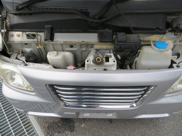 L リビルトエンジン載せ替え パワーウインド キーレス 集中ロック ETC ドアバイザー(42枚目)