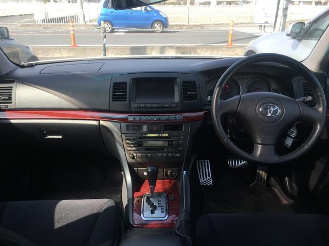 グランデiR-V 車高調 純正エアロ サンルーフ(9枚目)