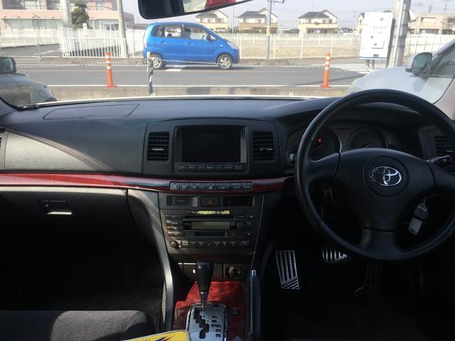 グランデiR-V 車高調 純正エアロ サンルーフ(10枚目)