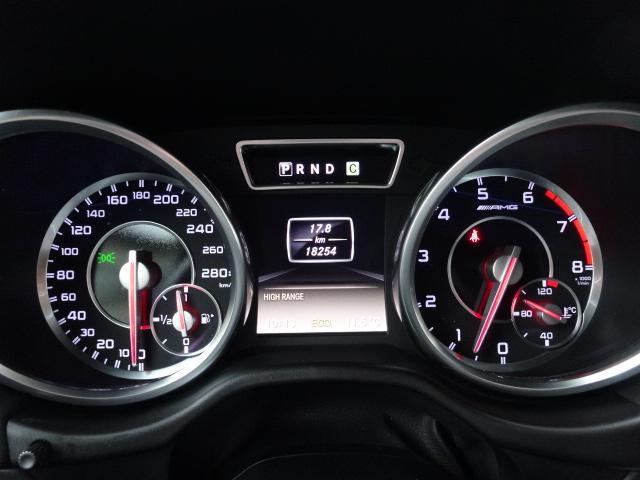 メルセデス・ベンツ M・ベンツ G63 AMG デジーノエクスクルーシブインテリアPKG