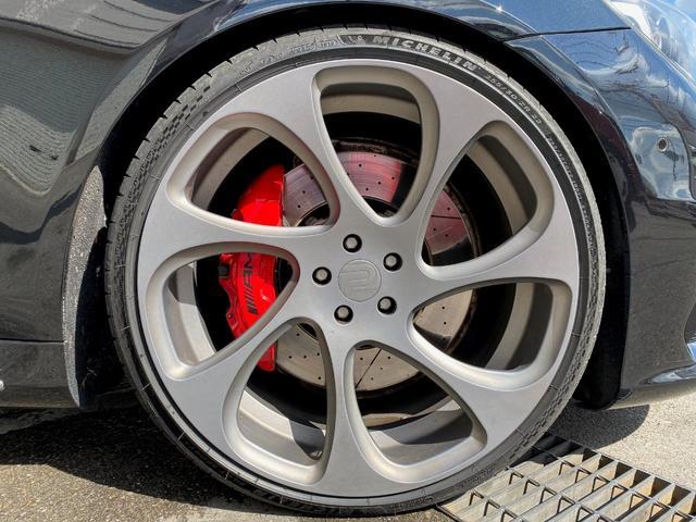 メルセデス・ベンツ M・ベンツ S63 AMG 4マチック ショーファーPKG 鍛造22AW