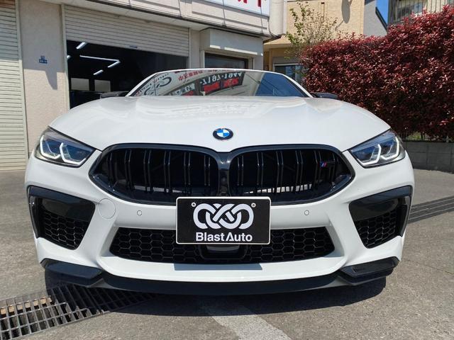 「BMW」「M8」「オープンカー」「千葉県」の中古車4