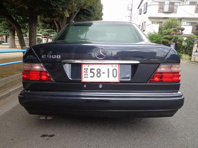 メルセデス・ベンツ M・ベンツ E500リミテッド