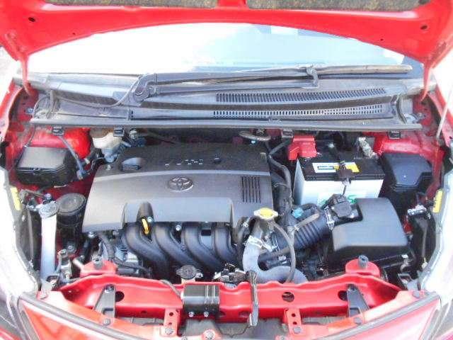 トヨタ ヴィッツ RS G's 専用エアロ・サス ナビ地デジTV ワンオーナー