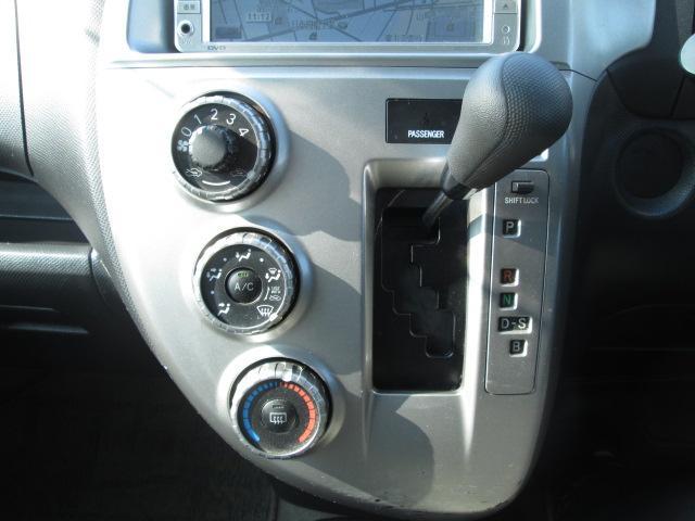 トヨタ ラクティス X HIDセレクションII  ABS ナビ ETC