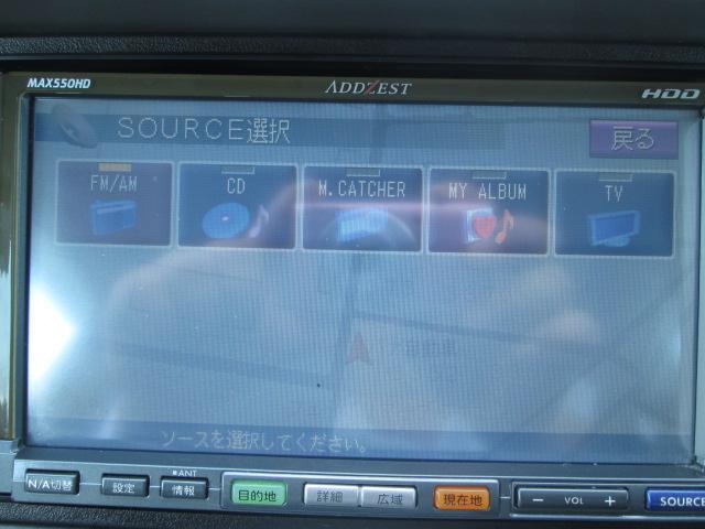 ホンダ ライフ ディーバ HDDナビ ETC エアロ キーレス 革調カバー