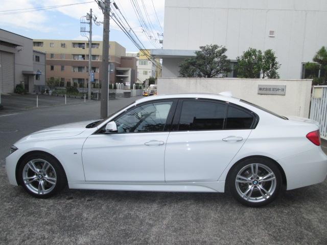 BMW BMW 320d Mスポーツ 純正ナビ バックカメラ エアロ