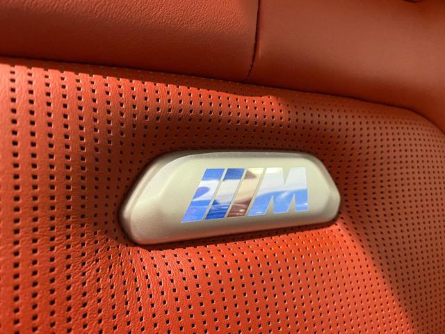 M4クーペ 6速MT 禁煙 赤革ヒーター フルセグTV ナビ Bカメラ 障害物センサー インテリジェントセーフティ LEDヘッドライト ヘッドアップディスプレイ 19インチオプションホイール(9枚目)