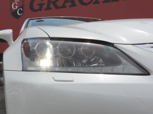 レクサス GS GS350 Iパッケージ サンルーフ 茶本革 LEDライト