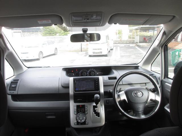 トヨタ ヴォクシー ZS ワンオーナー 電動スライドドア ETC 8人乗り
