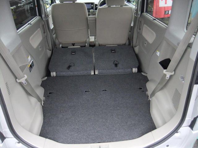 T ワンオーナー 4WD ターボ バックカメラ ナビTV 電動スライドドア 運転席シートヒーター オートライト・サイドミラー スマートキー2個 後席サンシェード(19枚目)