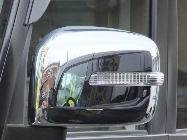 T ワンオーナー 4WD ターボ バックカメラ ナビTV 電動スライドドア 運転席シートヒーター オートライト・サイドミラー スマートキー2個 後席サンシェード(24枚目)