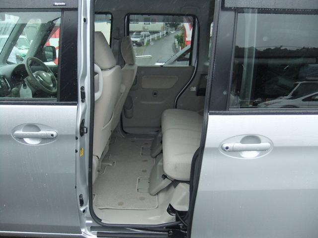 T ワンオーナー 4WD ターボ バックカメラ ナビTV 電動スライドドア 運転席シートヒーター オートライト・サイドミラー スマートキー2個 後席サンシェード(67枚目)