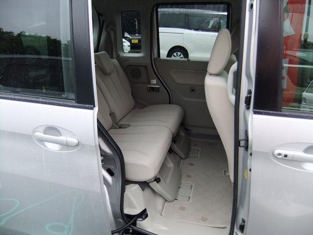 T ワンオーナー 4WD ターボ バックカメラ ナビTV 電動スライドドア 運転席シートヒーター オートライト・サイドミラー スマートキー2個 後席サンシェード(74枚目)