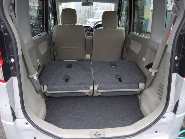 T ワンオーナー 4WD ターボ バックカメラ ナビTV 電動スライドドア 運転席シートヒーター オートライト・サイドミラー スマートキー2個 後席サンシェード(78枚目)
