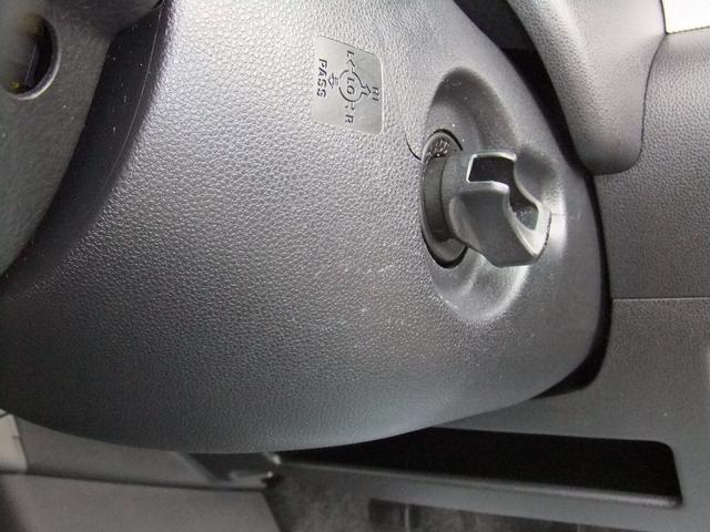 スマートキーをポケットに入れっぱなしでも、キーをささずにエンジンをかけることができます☆