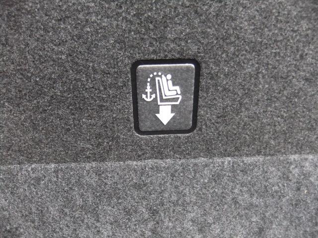 ISO FIX対応チャイルドシートを利用するとさらに固定され安全です☆
