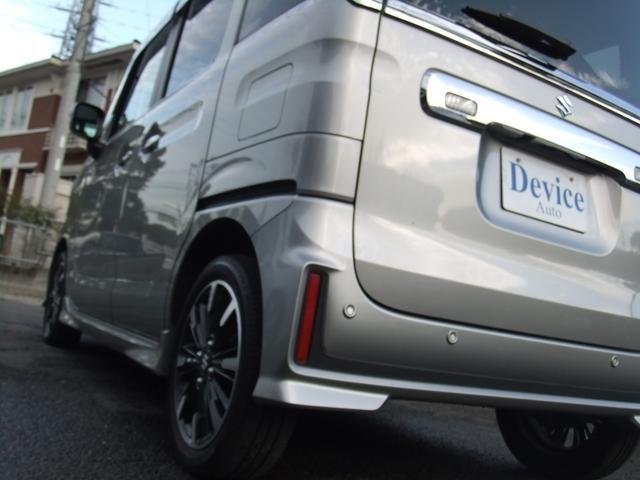 ハイブリッドXS 両側パワースライドドア スズキセーフティーサポート ワンオーナー アイドリングストップ シートヒーター コーナーセンサー パナソニック製ナビ オート格納ミラー バックカメラ スマートキー ETC(17枚目)