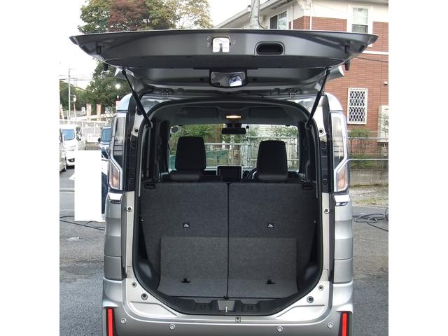 ハイブリッドXS 両側パワースライドドア スズキセーフティーサポート ワンオーナー アイドリングストップ シートヒーター コーナーセンサー パナソニック製ナビ オート格納ミラー バックカメラ スマートキー ETC(28枚目)